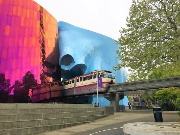 Seattle Center Mono Rail