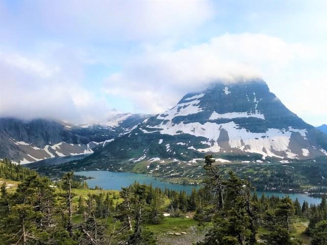 Hiking the Hidden Lake Trail Glacier National Park