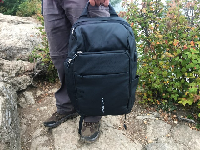 Nayo Almighty Travel Backpack Review