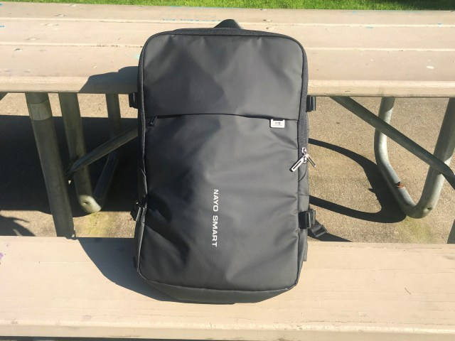Nayo Smart's Nayo EXP backpack review