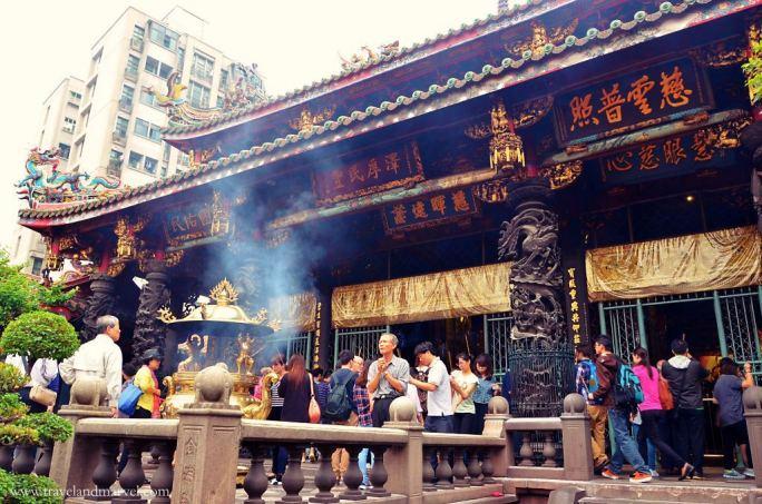viaggio a Taiwan: Taipei