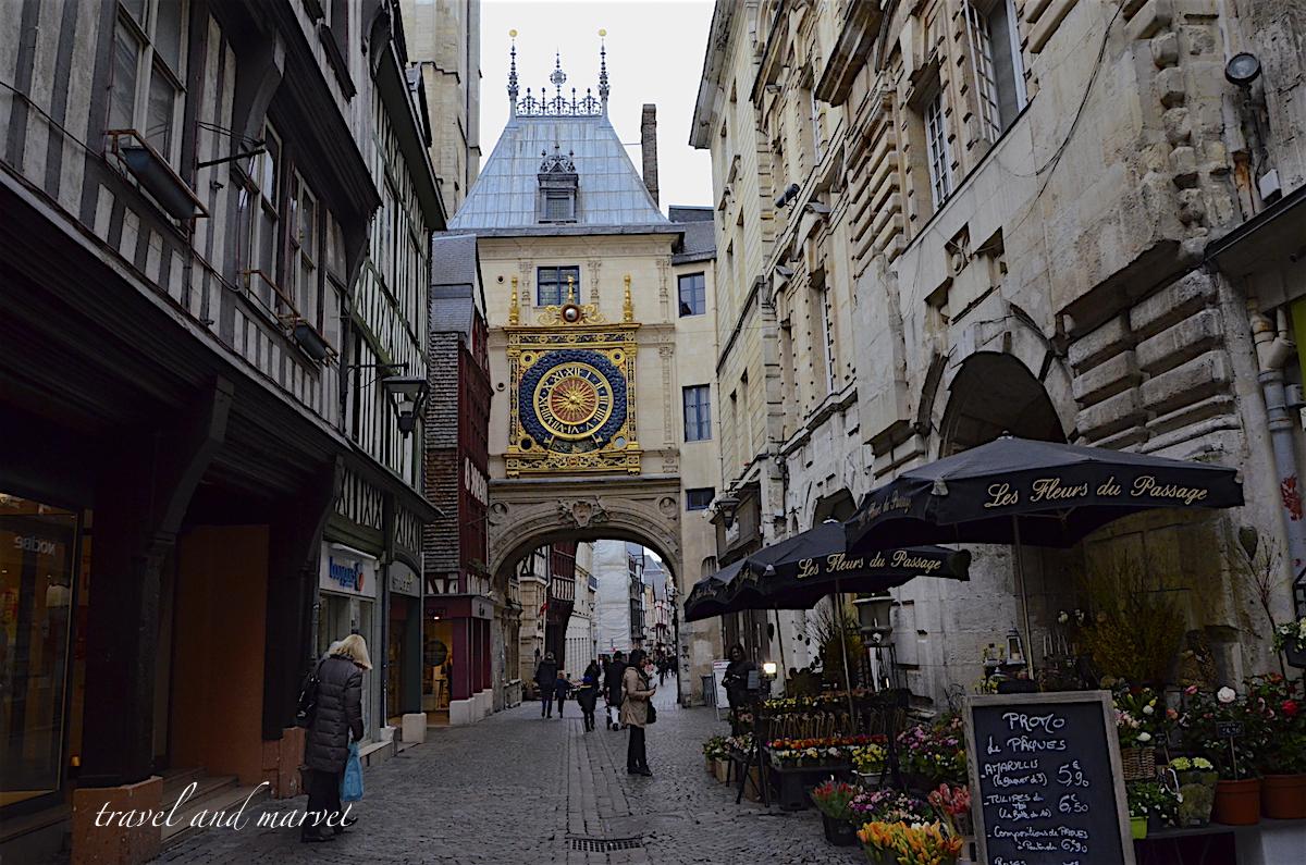 Clocktower Rouen