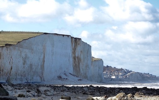 Cliff - Treport