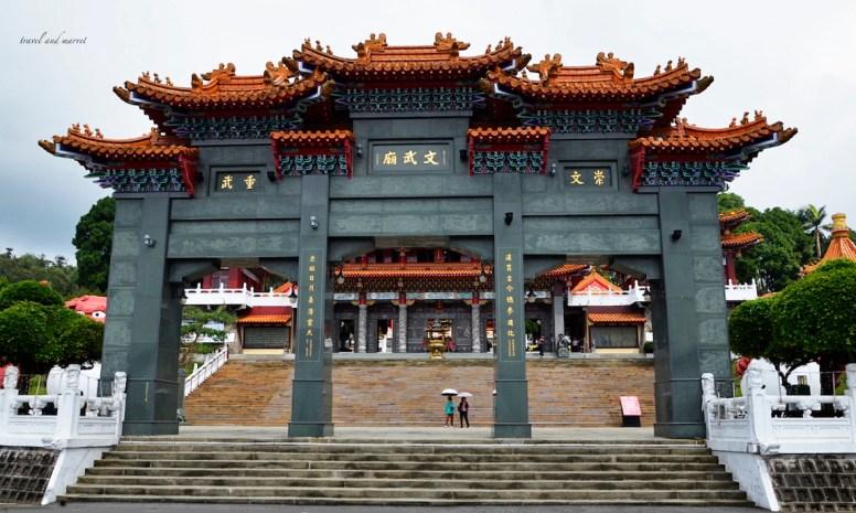 Lago Sole Luna tempio