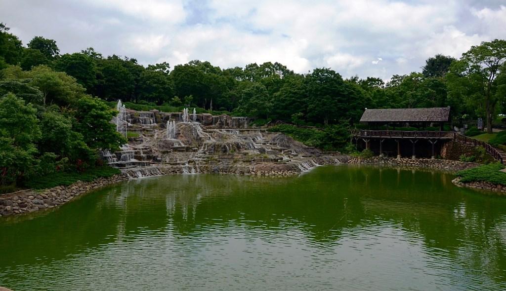 Castle-Taichung Taiwan