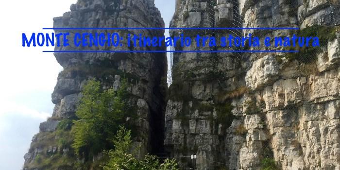 Monte Cengio: itinerario tra storia e natura