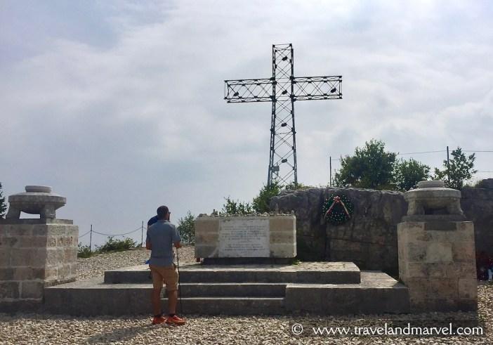 Monumento monte cengio