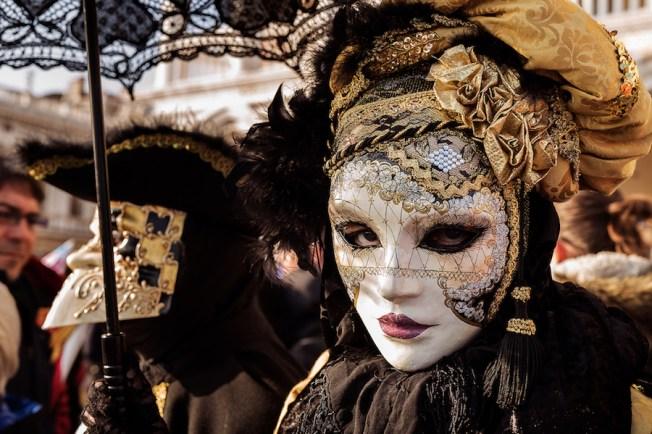 Venice -Venezia Carnevale