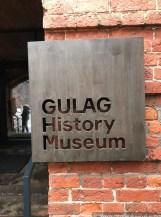 Museo Gulag itinerario Mosca