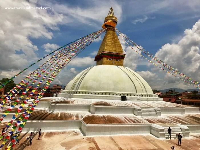 Nepal Stupa Kathmandu