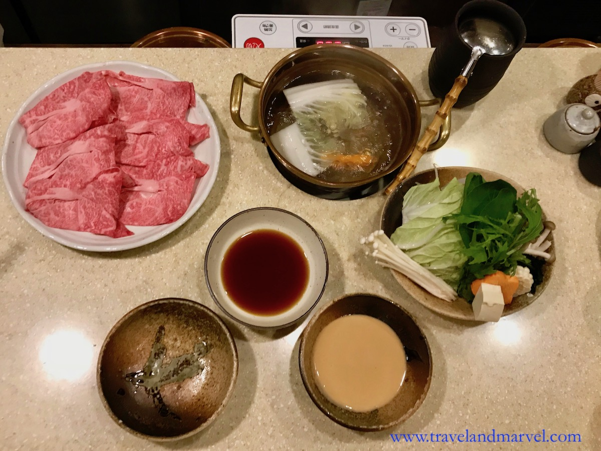 Mangiare in Giappone_Shabu shabu