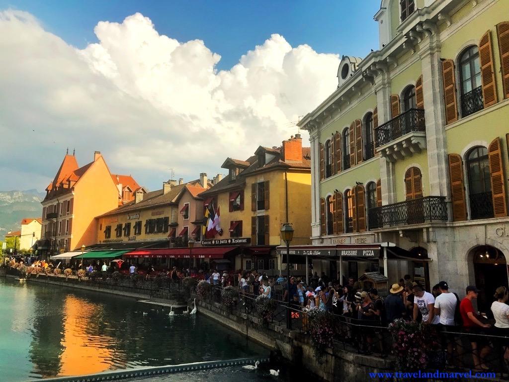 """Annecy:cosa vedere nella """"piccola Venezia francese"""""""