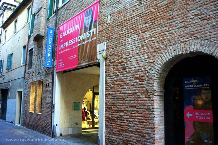 impressionisti Padova Palazzo Zabarella