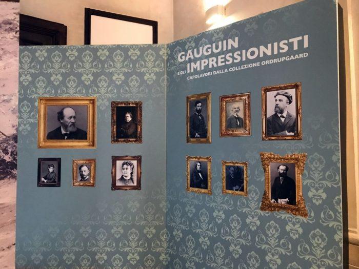 Gauguin e gli Impressionisti