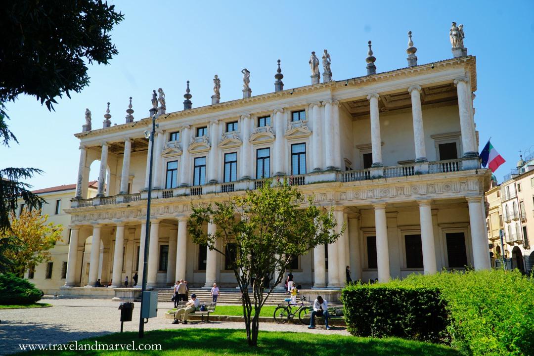 Palazzo Chiericati Vicenza