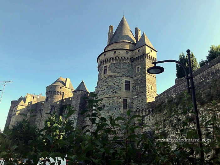 itinerario in Bretagna