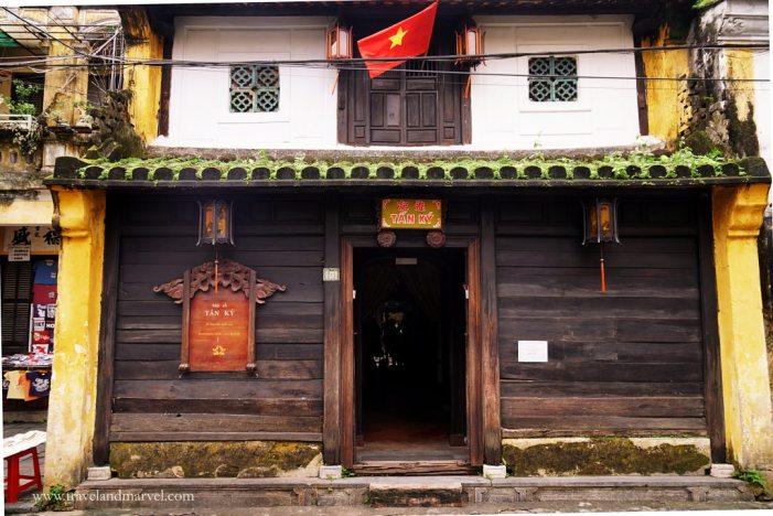 Cosa vedere a Hoi An: casa Tan Ky
