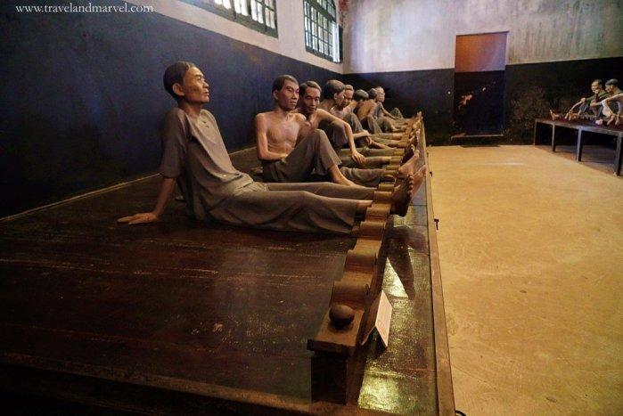 Cosa vedere ad Hanoi: prigione di Hoa Lo