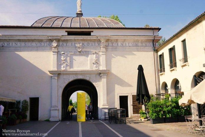 Treviso- le mura