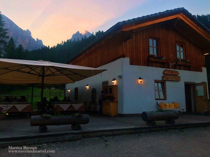 Dove mangiare a Cortina