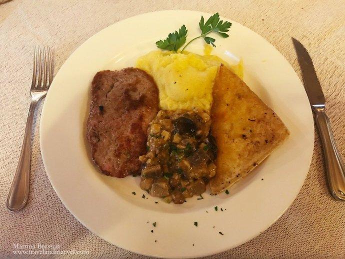 Dove mangiare a Cortina: rifugio pezié
