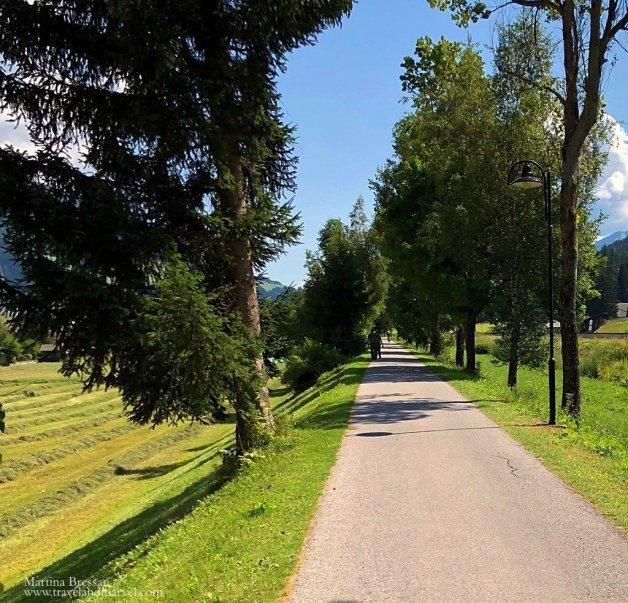 San Candido-Lienz in bicicletta