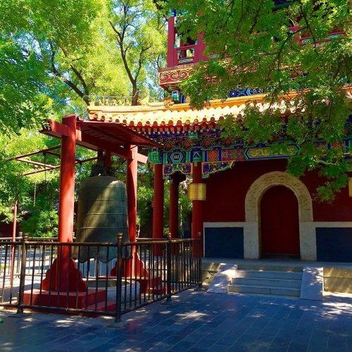 Tempio dei Lama Pechino