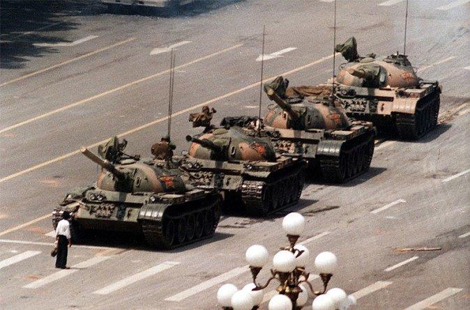 Piazza Tiananmen Pechino