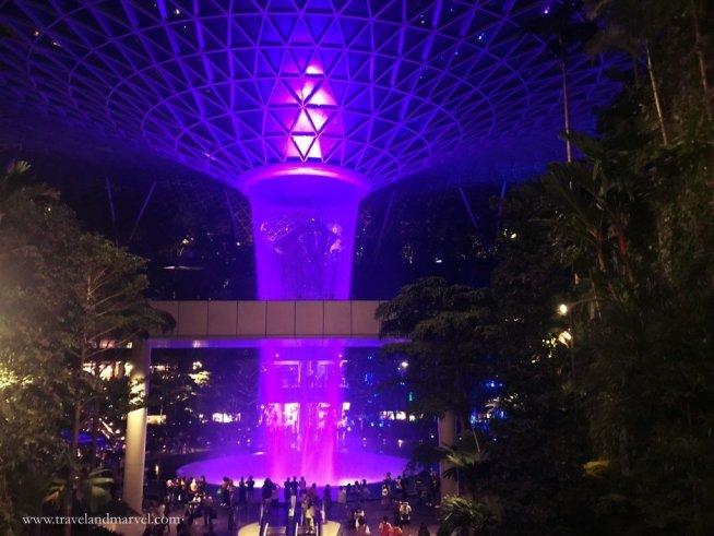 The Jewel - Aeroporto di Singapore