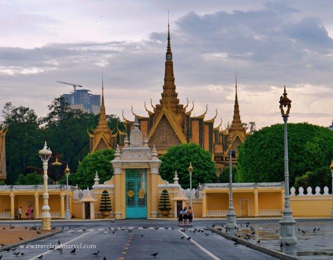 Phnom Phen Cambogia