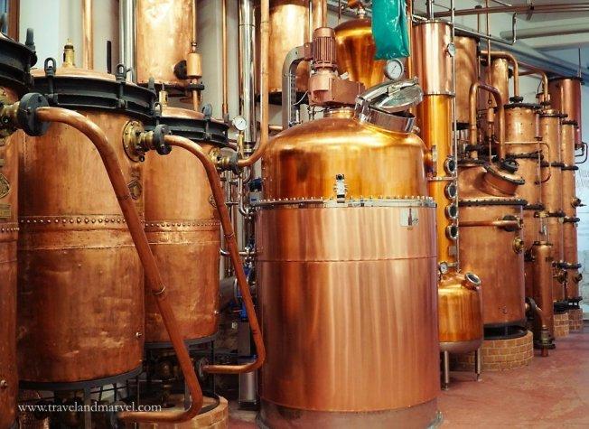 Villa De Varda distilleria