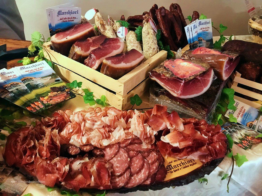 Specialità gastronomiche del Trentino