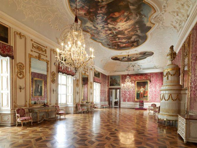 Sala del trono residenza