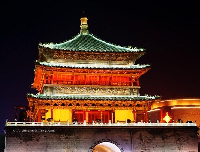 Torre della Campana Xi'an
