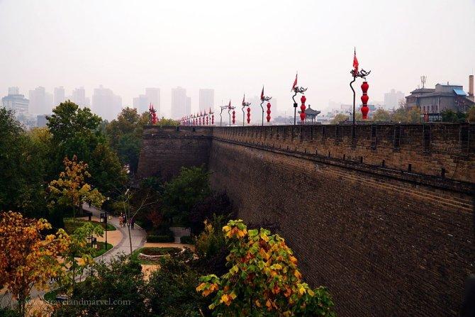 Mura di cinta Xi'an