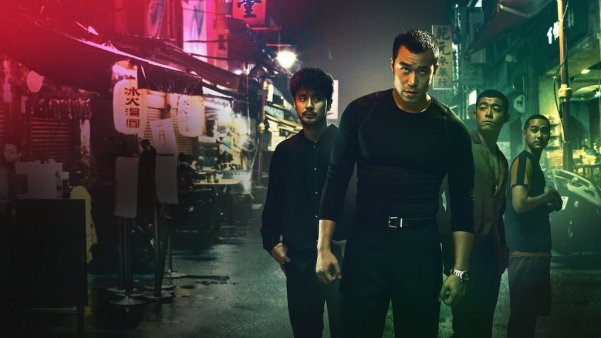Nowhere man Netflix telefilm cinesi