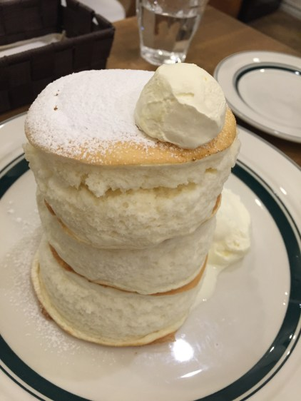 Ultra Fluffy Pancakes