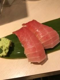 O Toro sushi