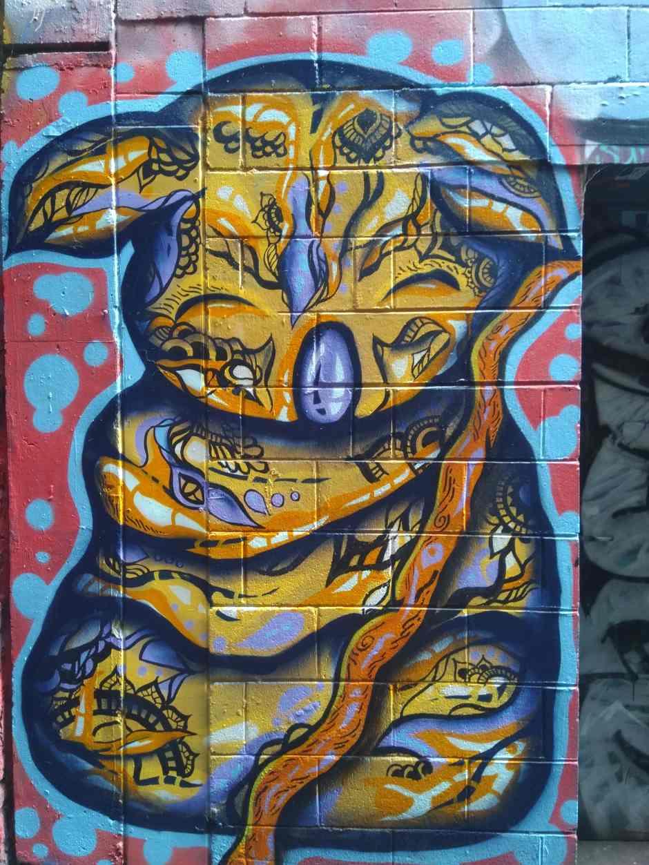 Melbourne-street art-underground-koala