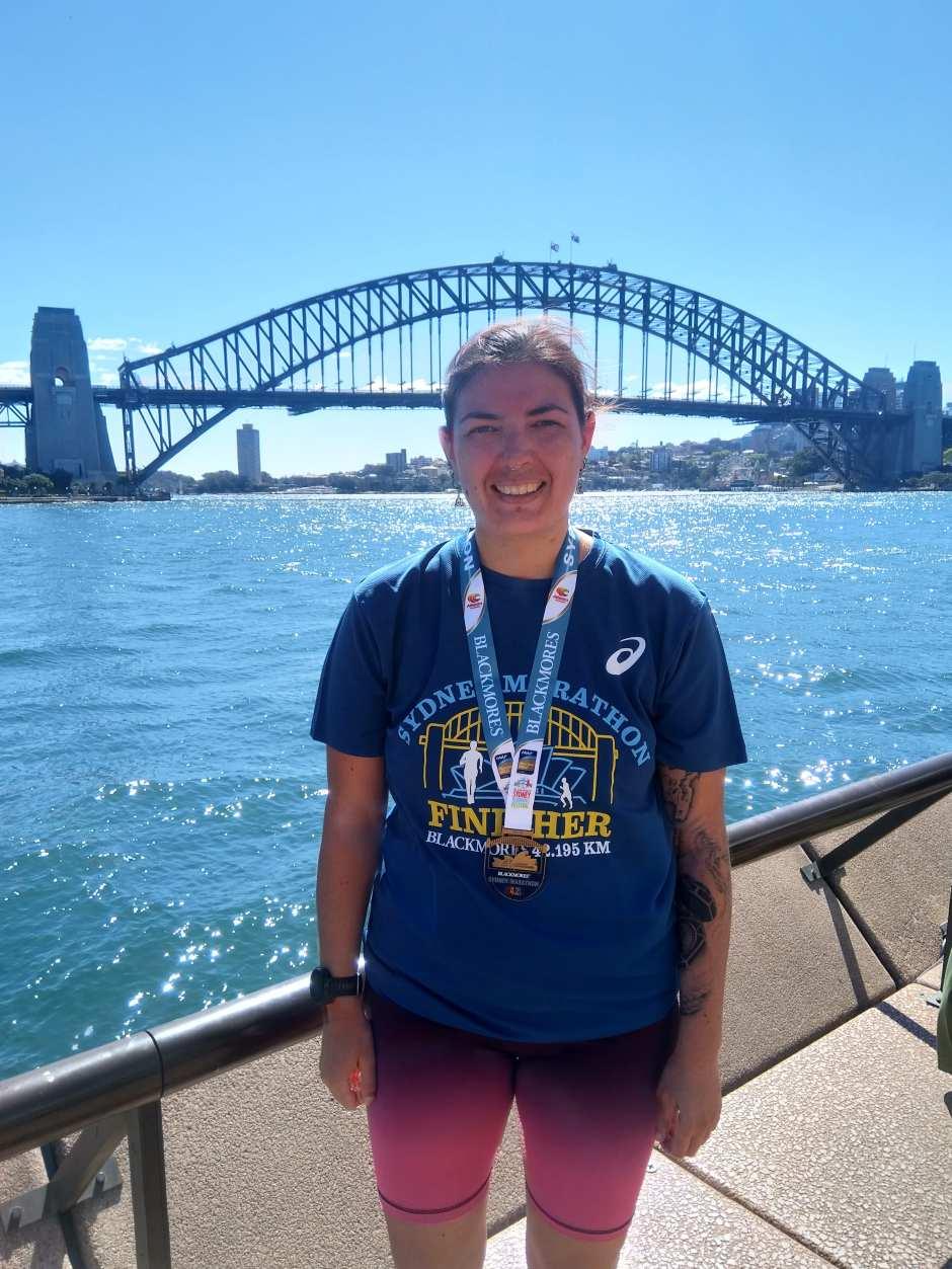 sydney marathon Australie