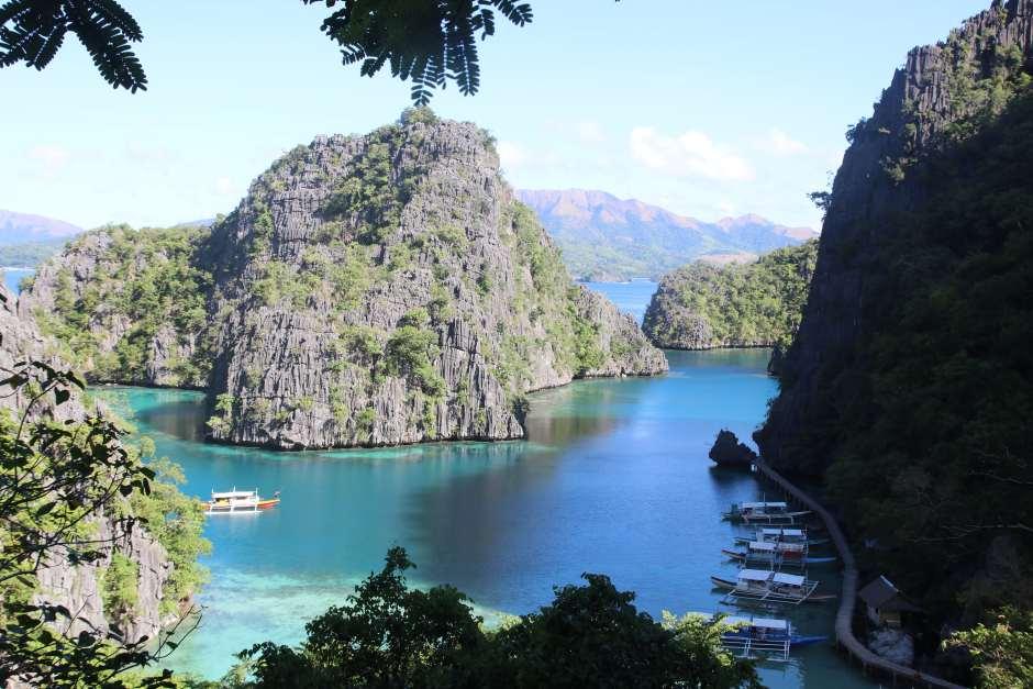 kayangan lake Coron Philippines