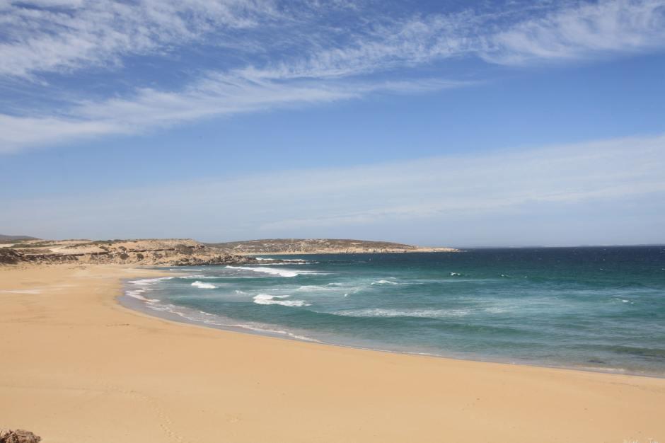 Greenly beach Australie SA