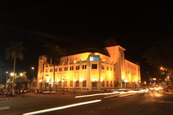 Malam di Yogyakarta