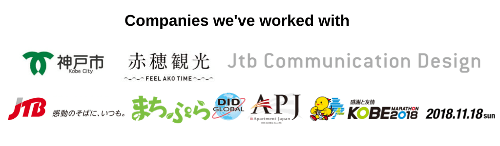 companies worked with