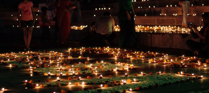 Celebrating Kartik Purnima – Pushkar Lake