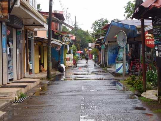 tortuguero aldeia