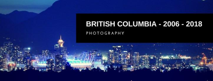 British Columbia - 2006-2018