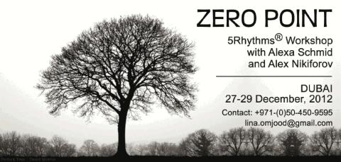 The Flyer of ZeroPoint workshop
