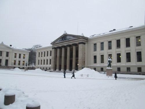 Oslo Royal Palace