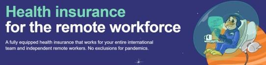 remote health insurance